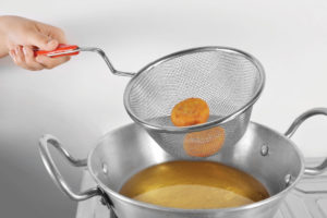 Frying Strainers